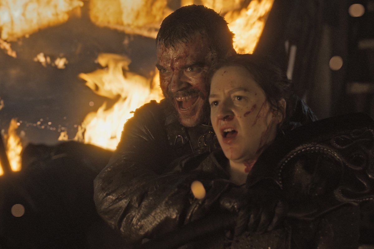 Behind the Scenes Look at Euron Greyjoy's Ship Battle on Game of Thrones