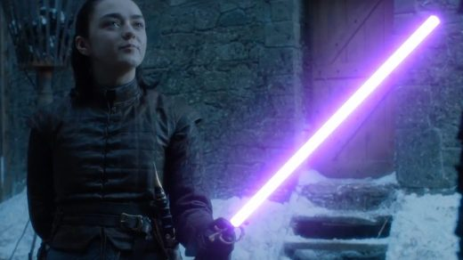Game of Thrones Lightsaber Duel