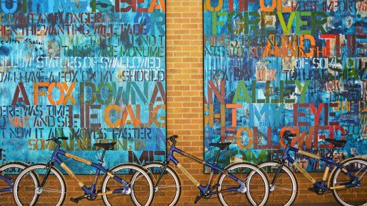 Hilton London Bankside - Bamboo Bicycle Club