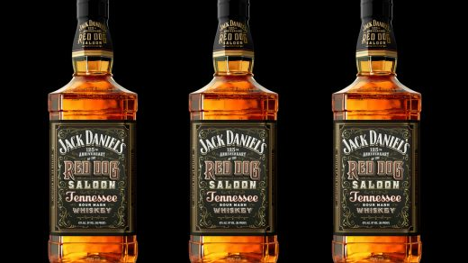 Jack Daniel's Red Dog Saloon Whiskey