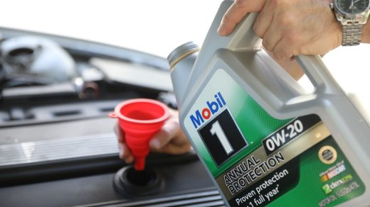 Benefits of Doing Your Oil Change Yourself with Synthetic Motor Oil