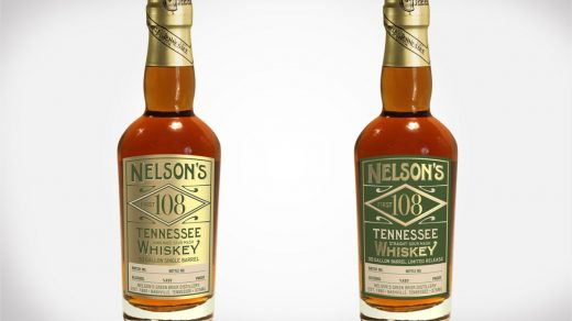 Nelsons First 108 Limited Release Tennessee Whiskey