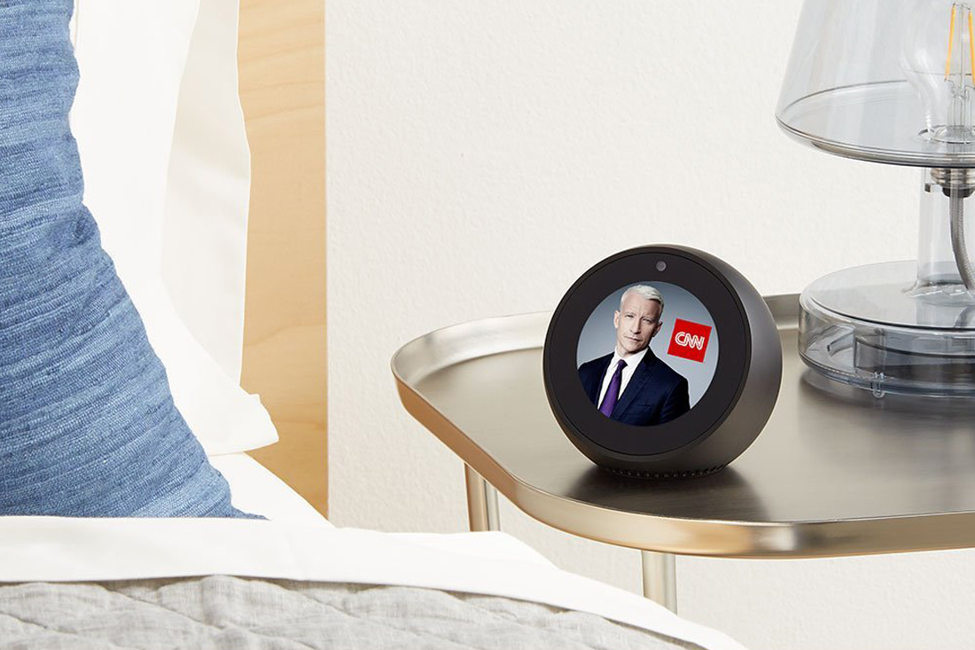 New Amazon Echo Spot