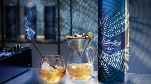 Ballantine's True Music Series Gift Pack with Reeps One