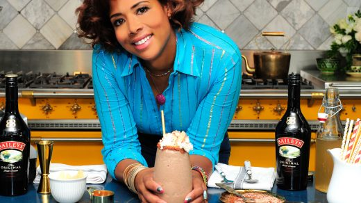 "Kelis' ""My Milkshake"" recipe"