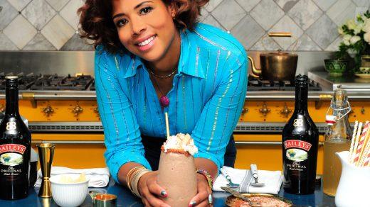"Kelis' ""My Milkshake"" recipe"