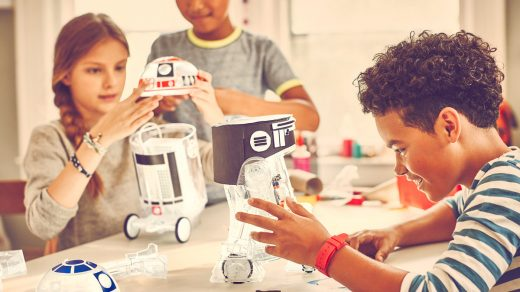 littleBits Droid Building