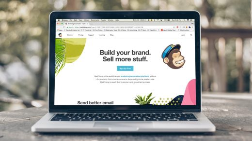 MailChimp Google Remarketing Ads
