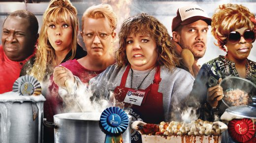 COOK OFF! movie