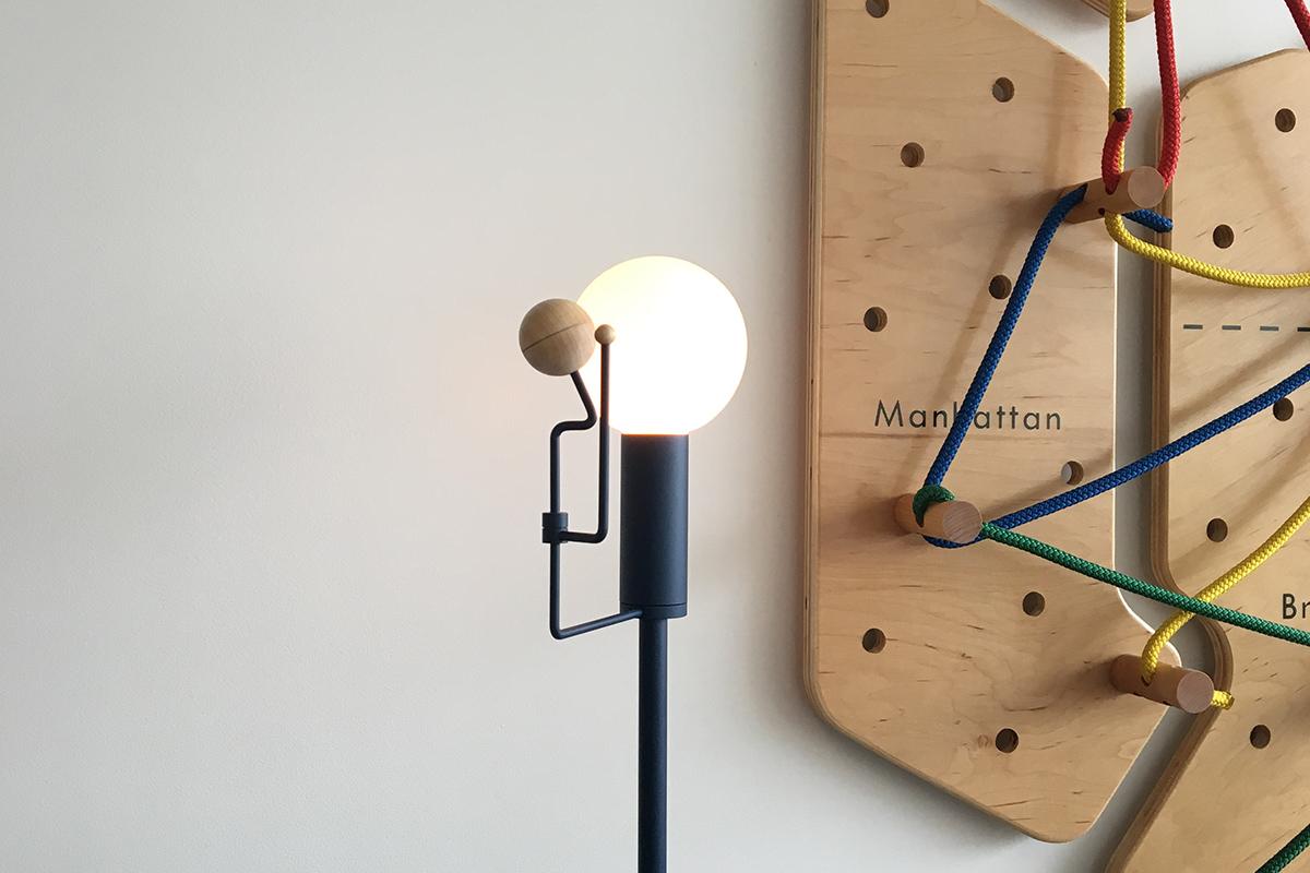 Orrey Lamp