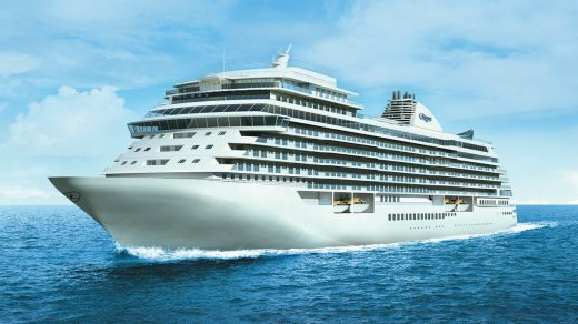 Regent Seven Seas Cruises Fifth Ship