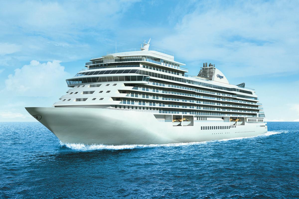 Help name Regent Seven Seas Cruises fifth ship