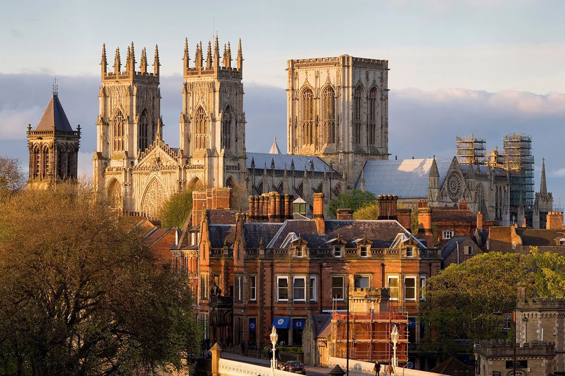 Things to do in York, England