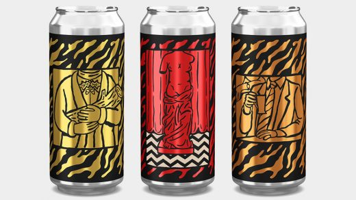 Twin Peaks Inspired Beers by Mikkeller