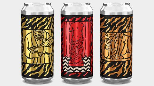 Twin Peaks Inspired Beers by Mikkeller