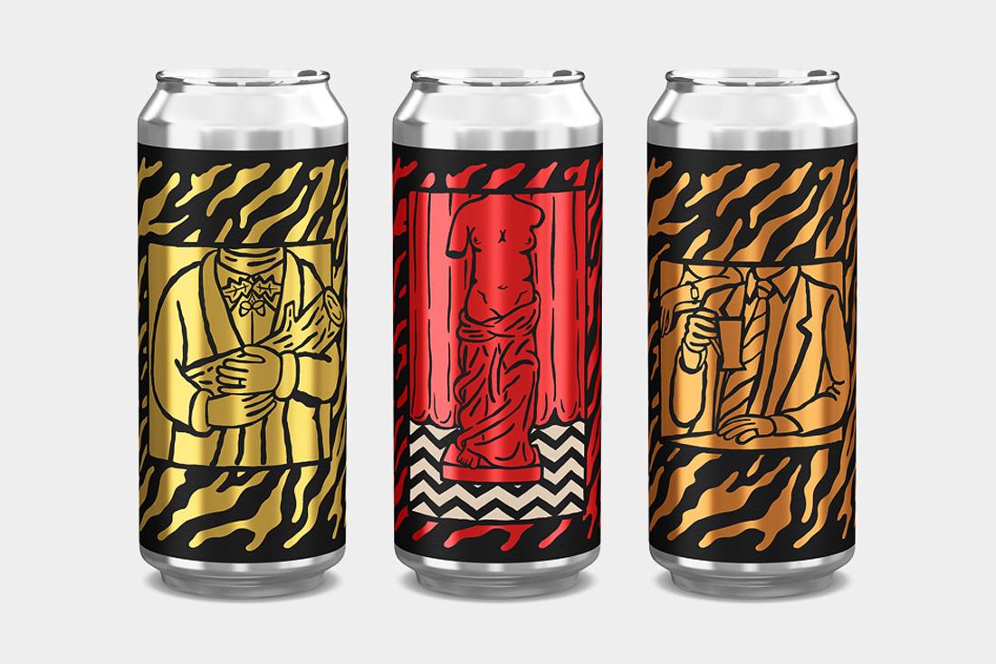 'Twin Peaks' Inspired Beers Brewed by Mikkeller