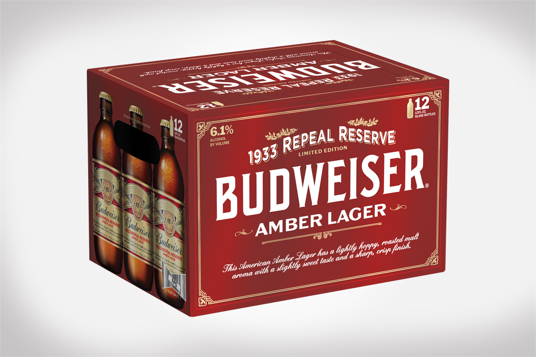 An Anheuser-Busch Recipe Once Halted by Prohibition is Back!