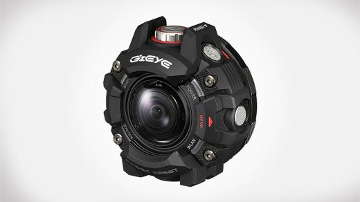 Casio GZE-1 Action Camera