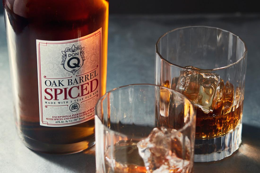 Don Q Oak Barrel Spiced Rum Recipes