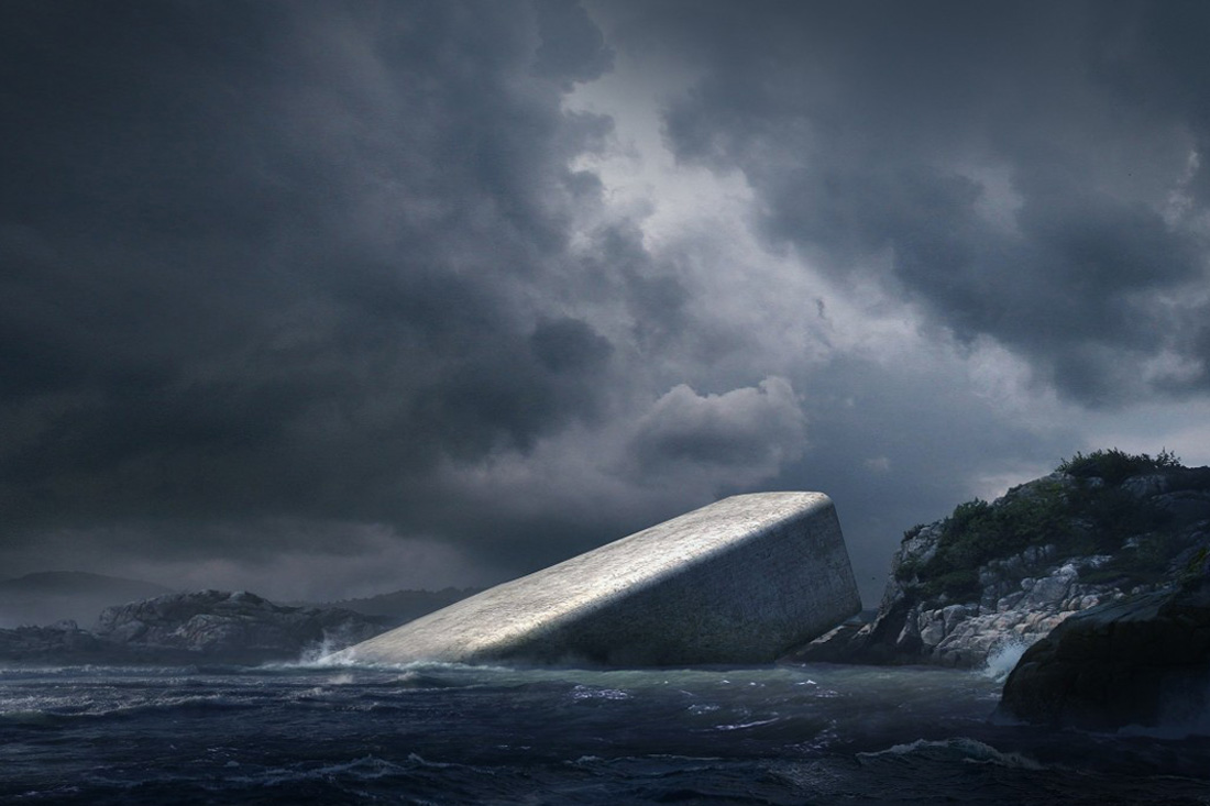 Norway to Be the Home of Europe's First Underwater Restaurant