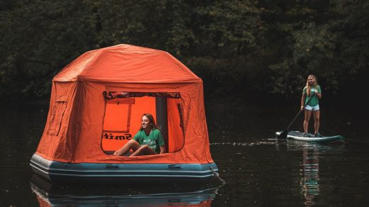 Shoal Tent - Floating water tent