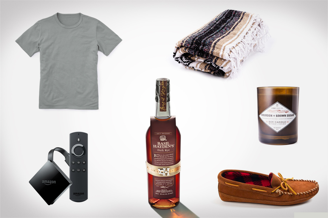 Gift Guide to Getting Cozy at Home
