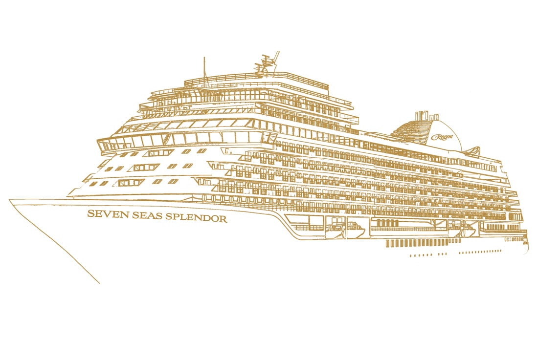 Regent Seven Seas Cruises Has Just Named Its Newest Ship to Launch in 2020