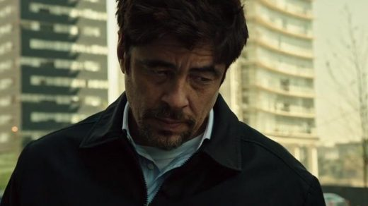 Benicio Del Toro Unleashed in Sicario 2