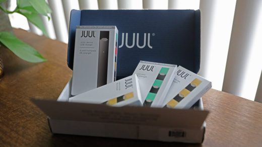 JUUL Subscription Box