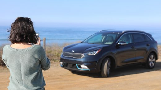 Road trip with the new Kia Niro Plug-in Hyrbid