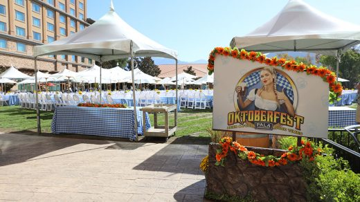Annual Oktoberfest at Pala Casino