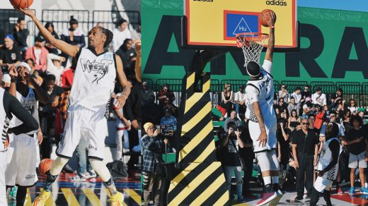 Adidas Celebrates All-Star Weekend With 747 Warehouse Street