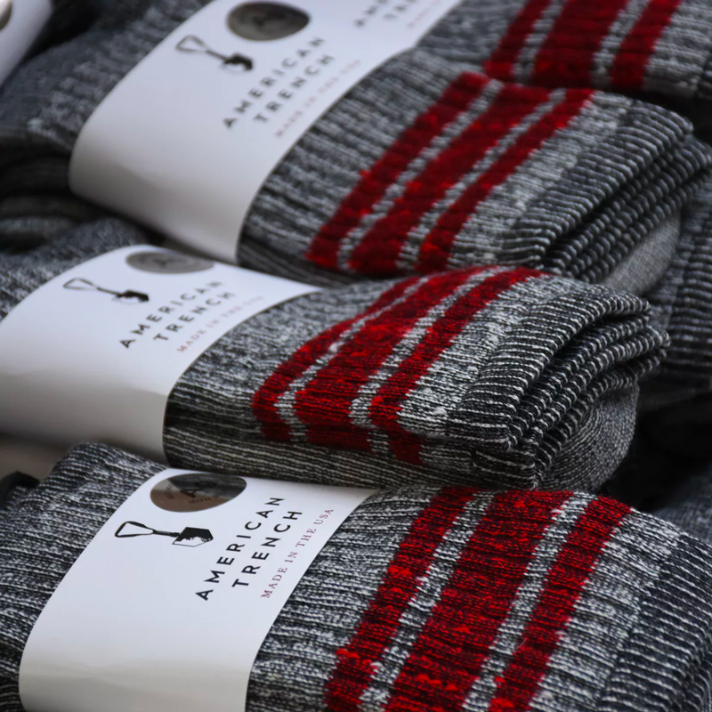 American Trench Merino Wool Socks