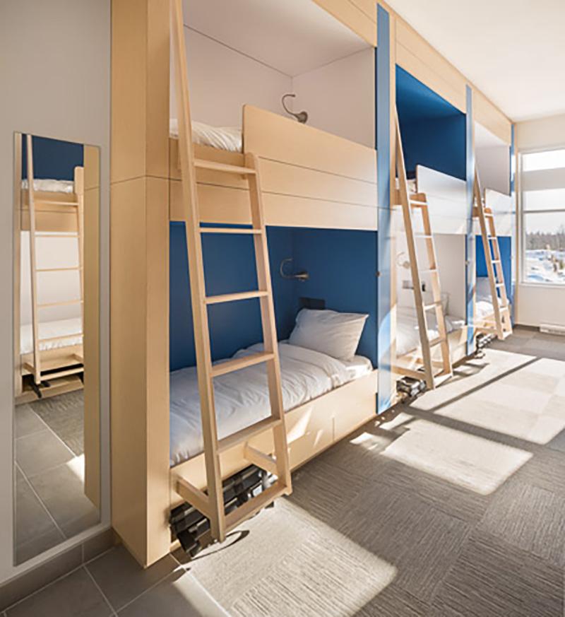 HotelValcartier Dorm Room