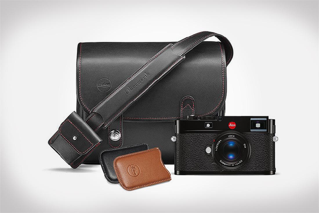 Affordable Leica camera set