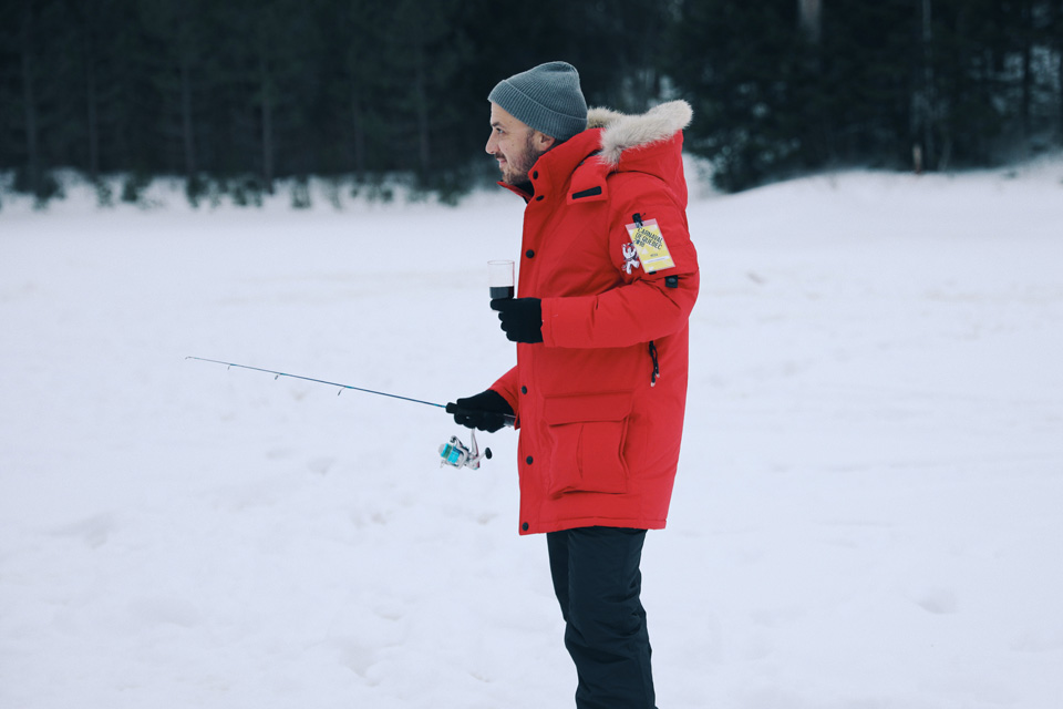 Winter in Quebec – grab a Triple F.A.T. Goose Parka