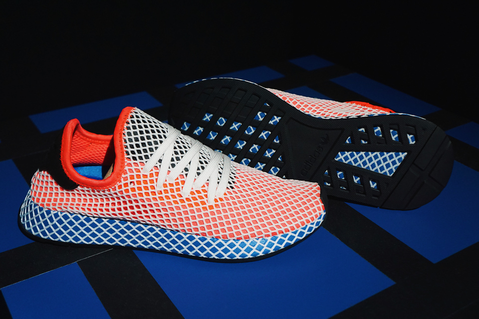 Adidas Originals Unveils New Deerupt Sneaker In DTLA