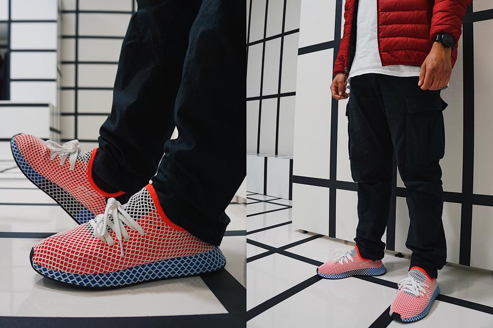 Adidas Originals Unveils New Deerupt Sneaker In DTLA