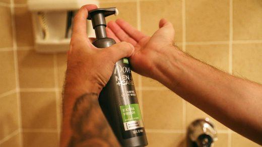 Dove Men+Care Foaming Wash