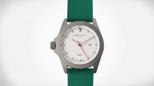 Hook + Gaff Golf Series Watches