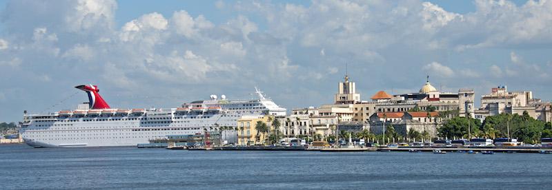 Carnival Paradise in Havana
