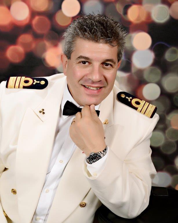 Chief Engineer Nunzio Priolo