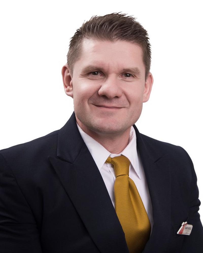 Hotel Director Damir Mrsic