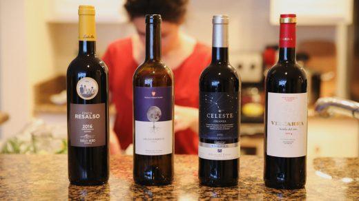 Ribera del Duero Tempranillo Wines