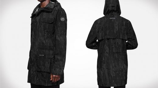 Canada Goose Reflective Bark jacket