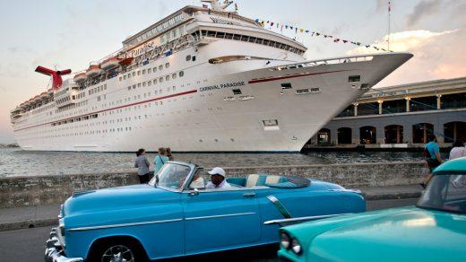 Carnival Paradise Cuba Cruise Stops