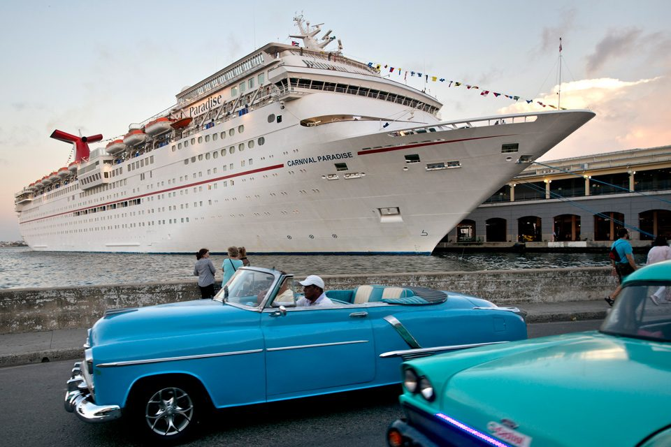 Carnival Cruise Line Adds 20 Cruises To Cuba Aboard The