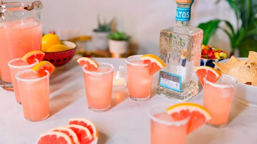 Crafted Paloma Recipe - Cinco de Mayo