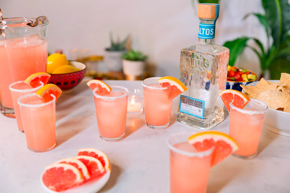 Crafted Paloma Recipe