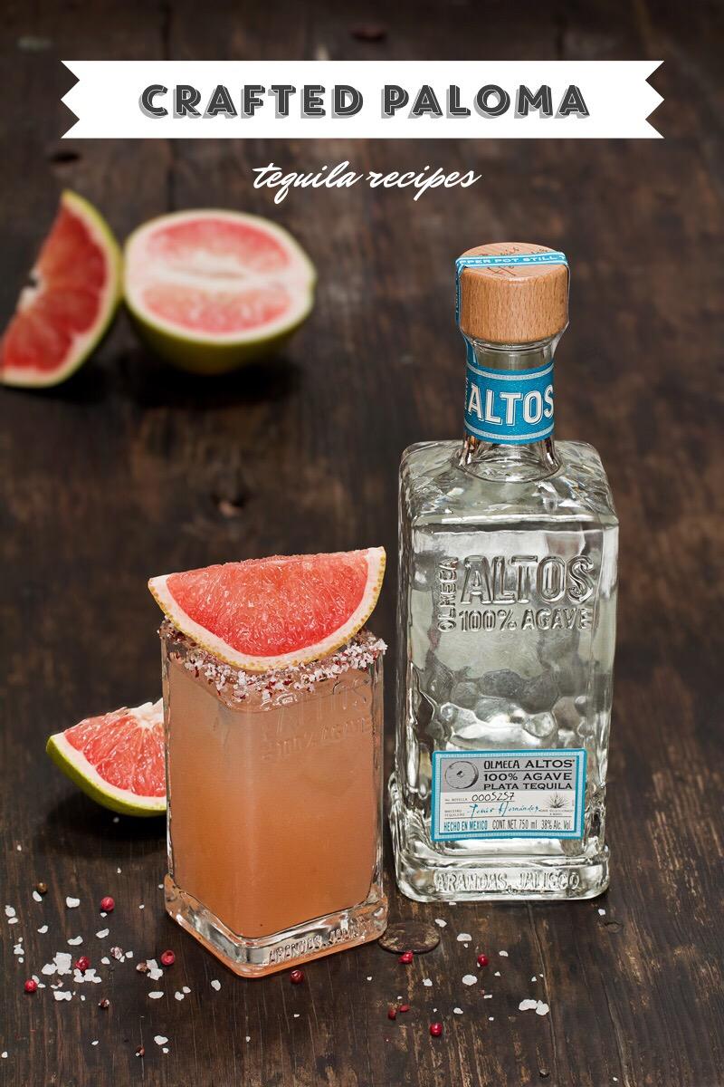 Panoma Cocktail Recipe - Altos Plata